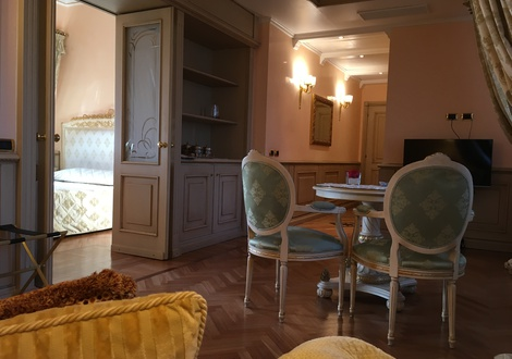 Suite Deluxe - Hotel فندق أندريولا سنترال - ميلان