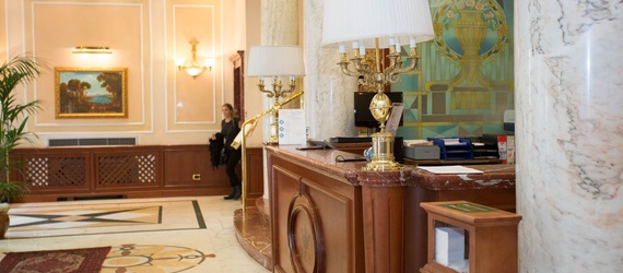 Hotel فندق أندريولا سنترال