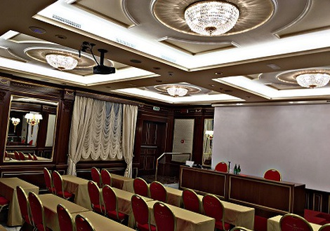 Puccini Meeting Room فندق أندريولا سنترال ميلان